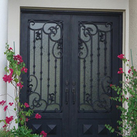 Oakland, Iron Doors