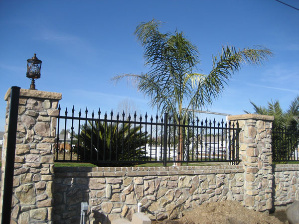 Wrought Iron Fence Walnut Creek
